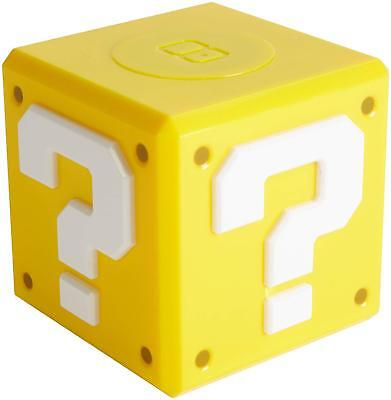 Super Mario Question Block Magic 8 Ball Mattel Lucky Eight Ball