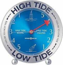 Howard Miller Tide Mate III Table Clock 645-527 – East Coast, High & Low Tide