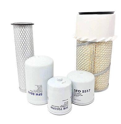 Cfkit Filter Kit Forbobcat S130 S150 S160 S175 S185 S205