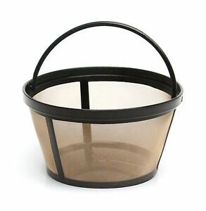 4-Cup Basket Style Permanent Coffee Filter for Mr. Coffee 4 Cup Coffeemakers
