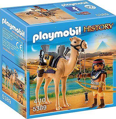 PLAYMOBIL History Ägyptischer Kamelkämpfer Spielzeugfiguren Spielwelten Zubehör