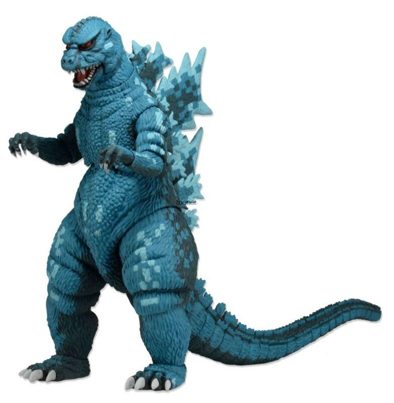 "Godzilla - Video Game Appearance - 12"" Head to Tail Godzilla Action Figure NECA"