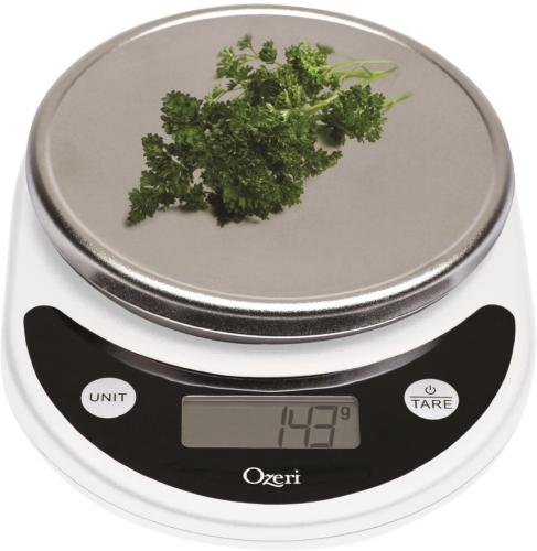 Ozeri Pronto Digital Multifunction Kitchen and Food Scale, i