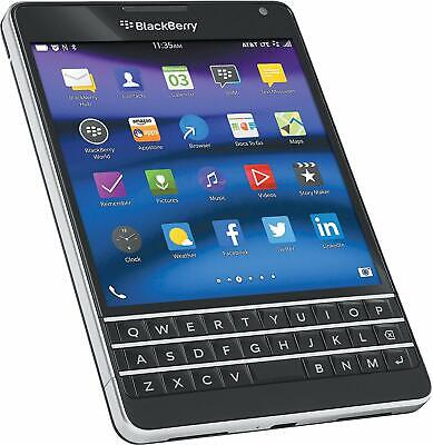 NEW *SEALED* in Box BlackBerry Passport Q30 32GB AT&T T-MOB Unlocked Smartphone