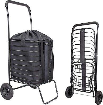 Cruiser Cart Flex Black