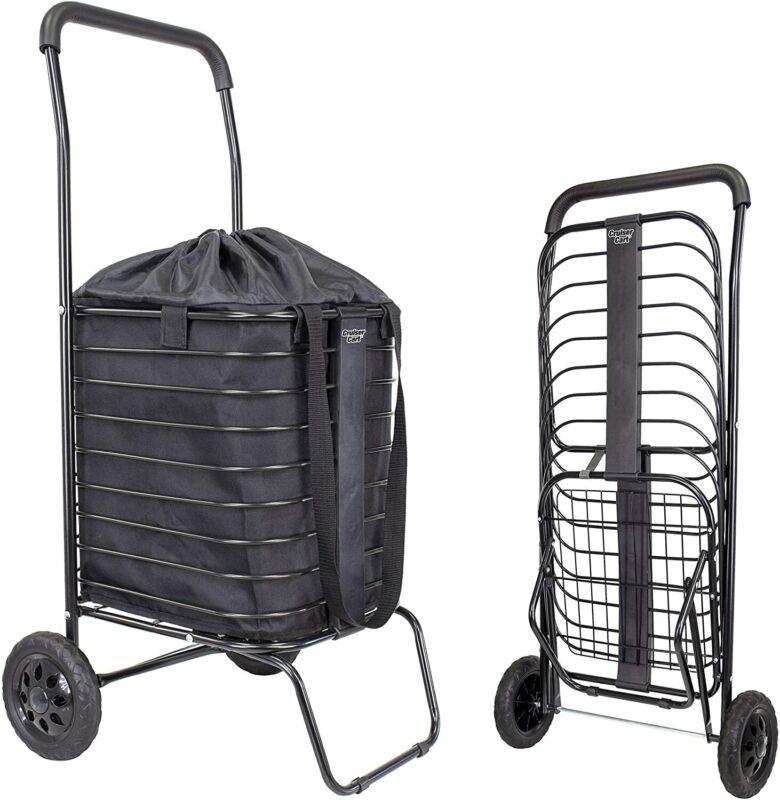 Cruiser Cart Flex, Black