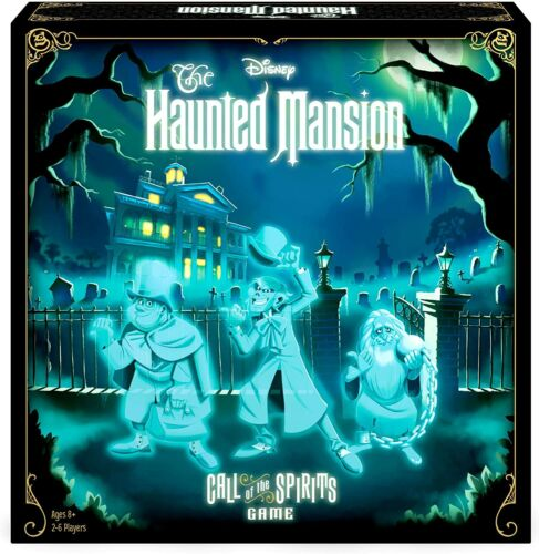 Funko Disney The Haunted Mansion – Call of The Spirits Board Game, Multicolor