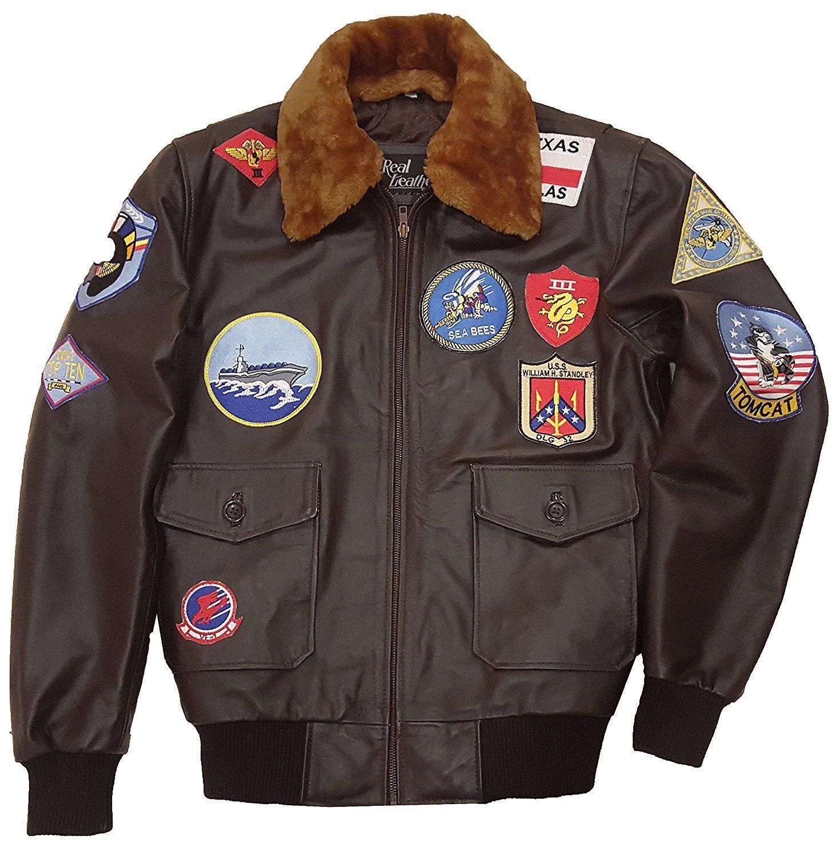 Tom Cruise Pete Maverick Top Gun Flight Bomber Jacket Jet Pi