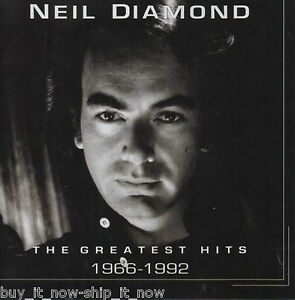 DIAMOND, NEIL - NEIL DIAMOND - The Greatest Hits (1966-1992) 2 CD New & Sealed
