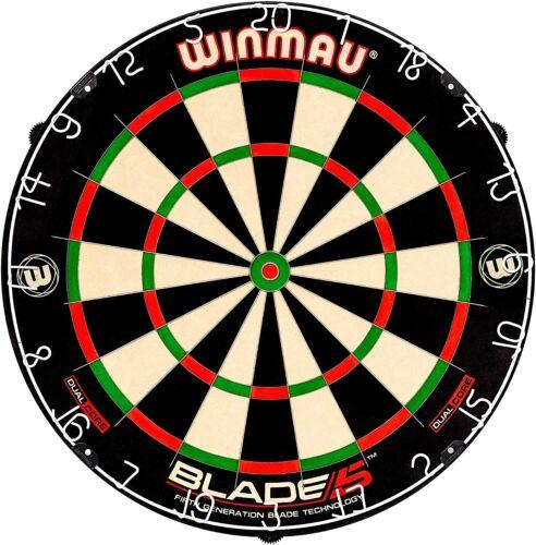 Winmau Blade 5 Dual Core Dart Board