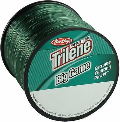 Berkley Trilene Big Game Monofilament Line Clear Small Bulk Spools