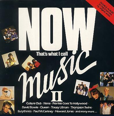 NOW THAT'S WHAT I CALL MUSIC II NO. 2 [CD] NEW & SEALED