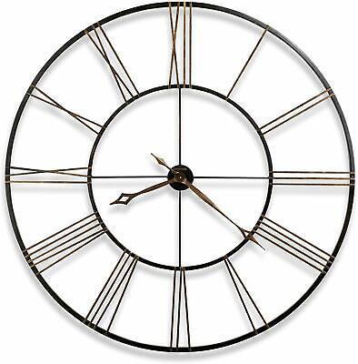 Howard Miller Postema Gallery Wall Clock 625-406 – Oversized & Quartz Movement