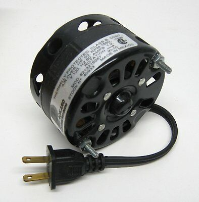 Vent Fan Motor 3.3in Diameter Nutone Broan Bathroom Exhaust Ventilation Part