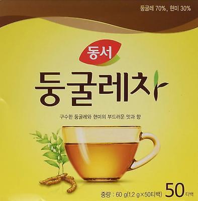 Dong Suh Korean Tea Bags (Solomon