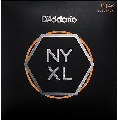 - D'ADDARIO NYXL1046 REGULAR LIGHT NICKEL ROUND WOUND ELECTRIC GUITAR STRINGS