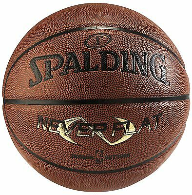 Spalding Neverflat Official Size Basketball  29 5  Indoor  Outdoor