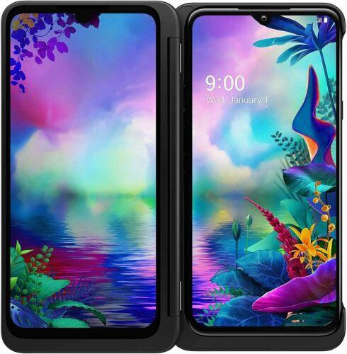 "Brand NEW - LG G8X Thinq 6.4"" Dual Screen Smartphone 128GB B"