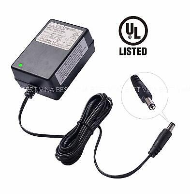 12 Volt Battery Charger for Kid Trax Dynacraft Best Choice Products Wrangler