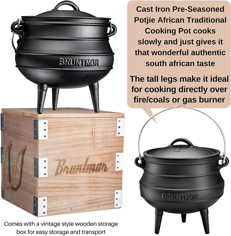 Potjie Pot for sale in South Africa | 25 second hand ...