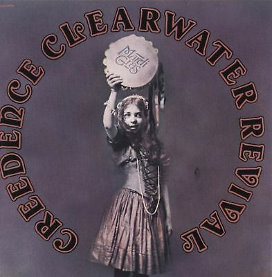 CREEDENCE CLEARWATER REVIVAL mardi gras (CD album) folk rock, country rock ()