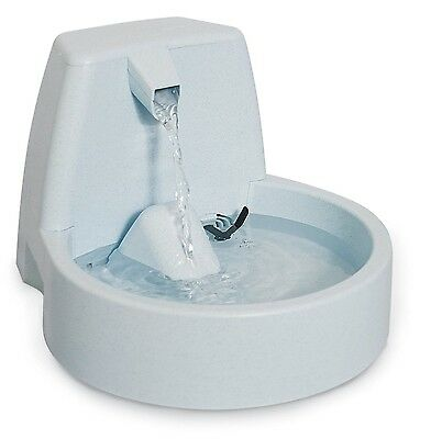 Drinkwell Original Pet Fountain Cat Dog Automatic Filtered Fresh Water Bowl NEW