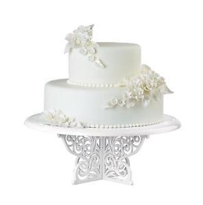 2 Tier Wedding Cake Stands