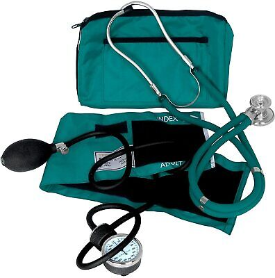 Dixie Ems 422208 Blood Pressure Kit With Sprague Stethoscope