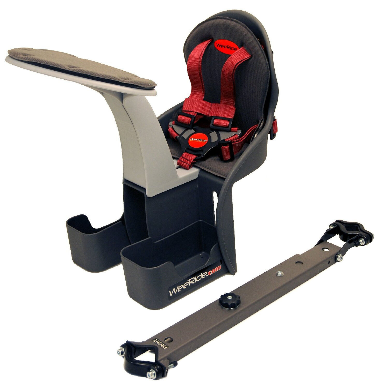 Wee Ride Kangaroo Baby Child Bike Bicycle Trailer Seat Bi...