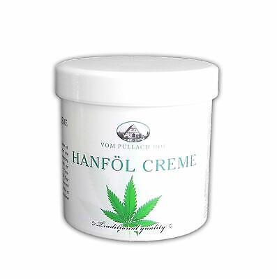 HANFÖL CREME 250ml Sativa Hautcreme Creme Balsam Lotion Gel (30,12€/l) 63