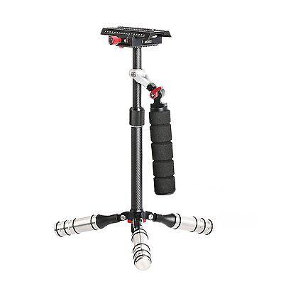 Movo VS7 Handheld Carbon Fiber Adjustable Video Stabilizer System fr DSLR Camera