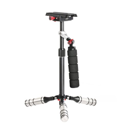 Movo VS7 Handheld Carbon Fiber Adjustable Video Stabilizer S