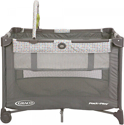 Pasadena Pack n Play On The Go Playard W/ Full-Size Bassinet