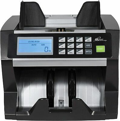 Royal Sovereign High Speed Money Counting Machine With Uv Mg Ir Counterfeit