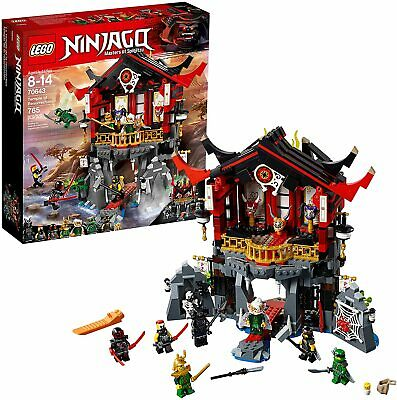 Lego NINJAGO Temple of Resurrection 70643 Building Kit Sealed Gift Toy