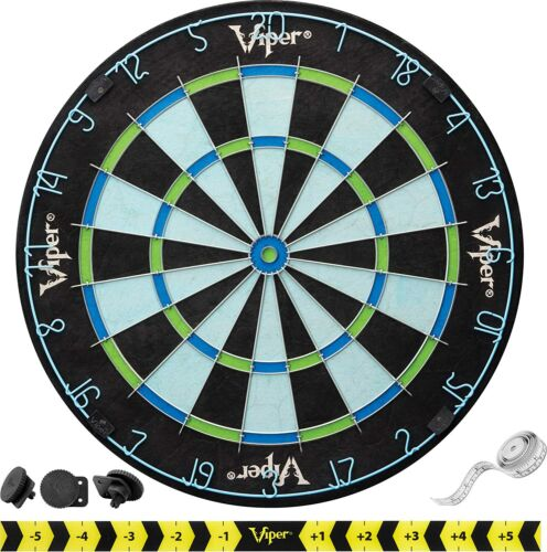 Viper Chroma Tournament Bristle Steel Tip Dartboard