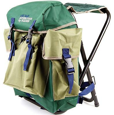 Matt Hayes Fishing Camping / Shooting Folding Lightweight Rucksack Type Chair