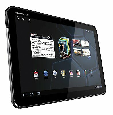 Motorola Xoom Wi Fi Tablet 32Gb 10 1  109O T56mt1