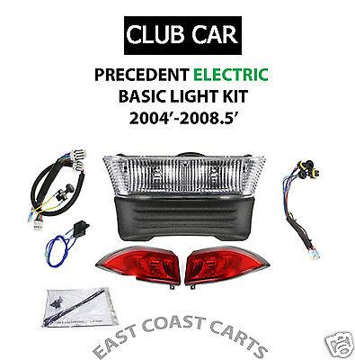 club car precedent light kit 2004 39 2008 5 39 electric golf carts plug. Black Bedroom Furniture Sets. Home Design Ideas
