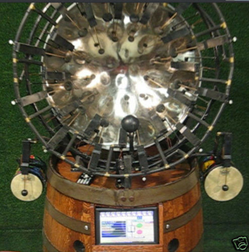 Band Organ music box jukebox Automated Steel Drum