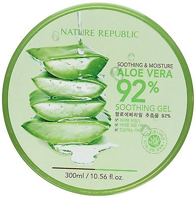 [Nature Republic] Soothing and Moisture Aloe Vera Soothing Gel