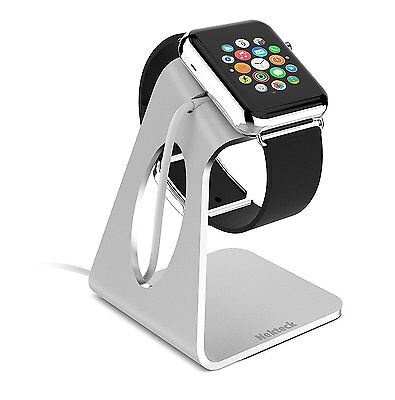 Apple Watch Stand, Nekteck Aluminum Apple Watch Charging Stand Station Dock Plat