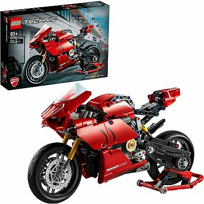 LEGO Technic Ducati Panigale V4 R 42107 SEALED Gift Toy