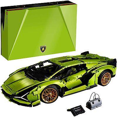 LEGO Technic Lamborghini Sián FKP 37 (42115) Lego Lambo Sian (3,696 Pieces)