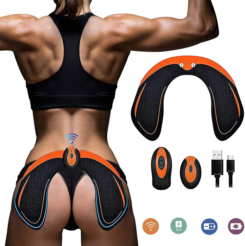 Abs Stimulator Hips Trainer,Electronic Backside Muscle Toner