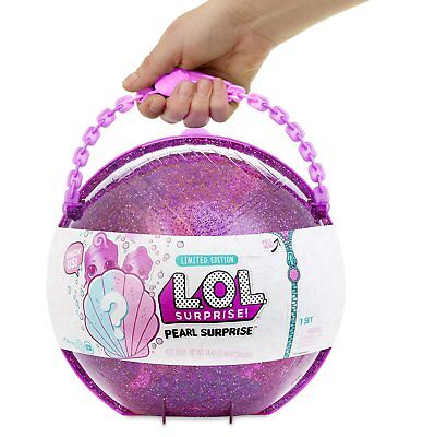 """MGA Entertainment - 2 L.O.l """"Pearl Sorpresa - Style"""" 2 Bambole Edición Limitada"""