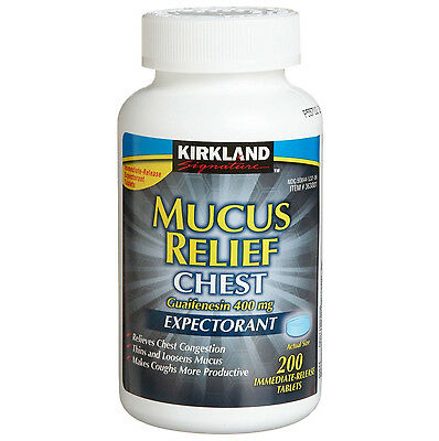 mucus relief инструкция по применению