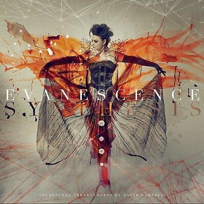 EVANESCENCE - SYNTHESIS   CD NEW+