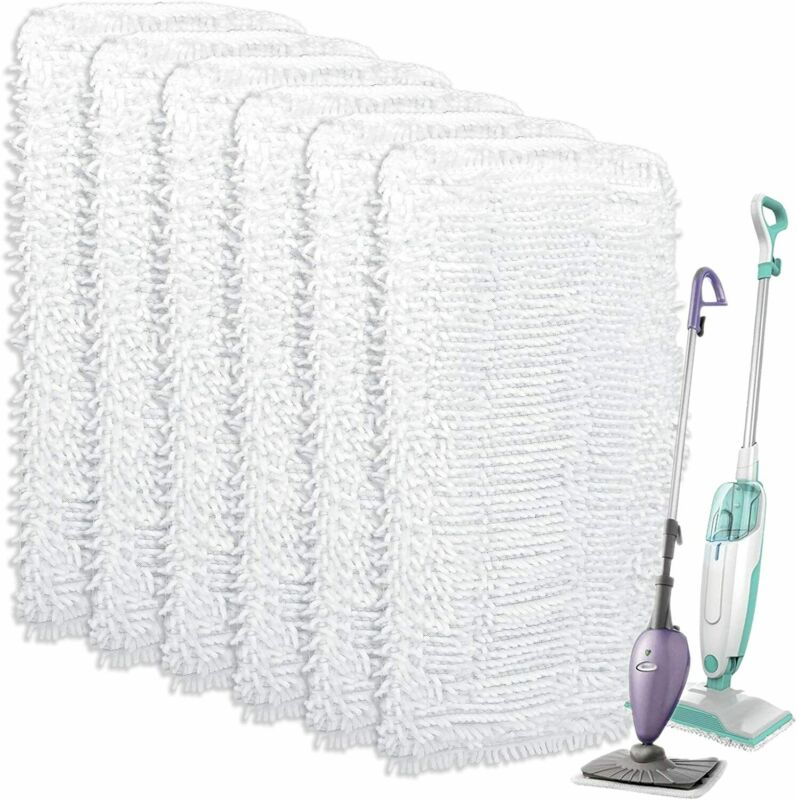 6x Washable Mop Pad For Shark Steam Mop S1000,S1000A,SK115,S3101,S3102,S1001C US