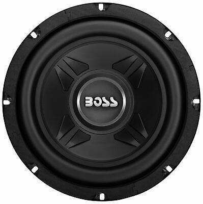 Car Subwoofer Audio 600 Watt 8 Inch 4 Ohm Auto Vehicle Speaker Sound Sub Woofer Boss Audio 12 Inch Subwoofers